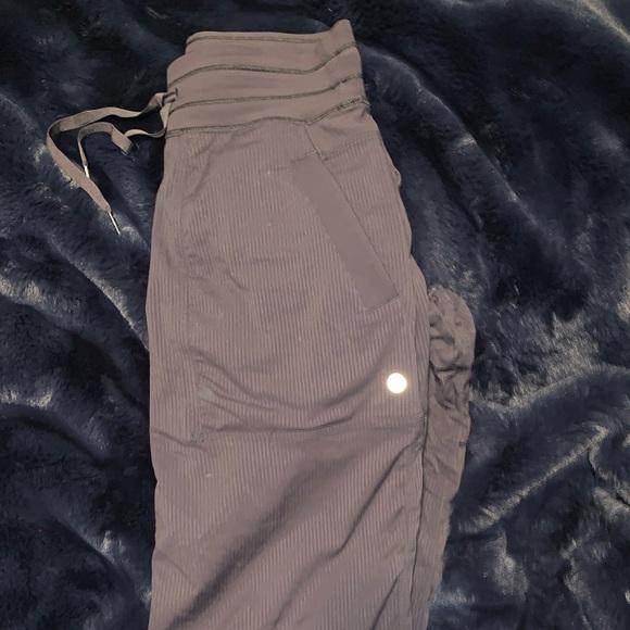 Two pair of Lululemon pants
